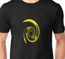 yelow teardrop Unisex T-Shirt