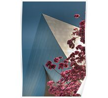 A Gehry Spring Poster