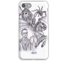 The Devil Rides Out iPhone Case/Skin