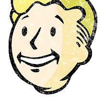 Vault Boy - Fallout by SaluteTheGeeks