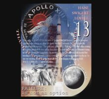 apollo 13 by arteology