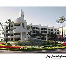 Long Beach California by Paul Rumsey