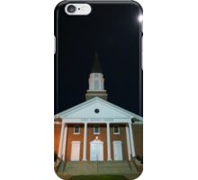 First Baptist Church of Franklin iPhone Case/Skin