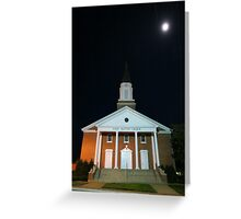 First Baptist Church of Franklin Greeting Card
