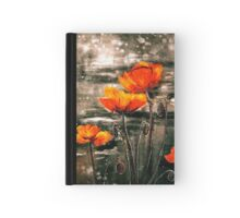 The Poppy Journals...Storm Hardcover Journal