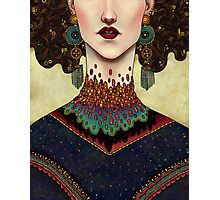 Klimt Muses 2 Photographic Print