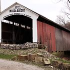 Mecca Covered Bridge by David Owens