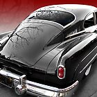 fastback sled by Bill Dutting