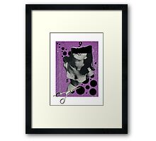 Cut and paste 459 Framed Print