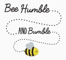 Bee Humble Kids Tee