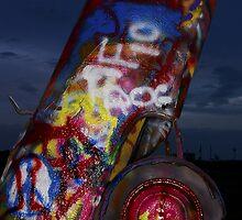 Texas Lawn Dart II by Mitchell Tillison