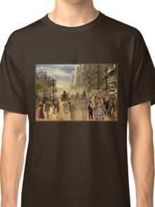 Victorian Picadilly Street Classic T-Shirt