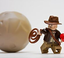 Fun with Lego by Kevin  Poulton - aka 'Sad Old Biker'