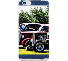 Car Show iPhone Case/Skin