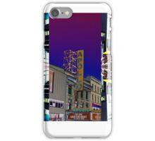 New York Apollo Theater  iPhone Case/Skin