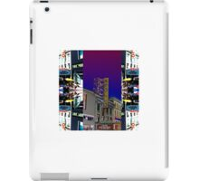 New York Apollo Theater  iPad Case/Skin