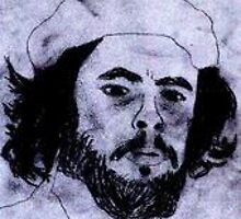 Benico del Toro as Che Guevara by cookiesavant