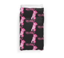 Pinkie Pie - Why so serious? Duvet Cover