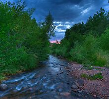 Upstream by L M