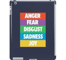 Inside Out! iPad Case/Skin