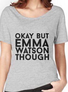 Emma Watson Women's Relaxed Fit T-Shirt