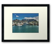 Waterfront Framed Print
