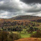Lake District View by Tom Gomez