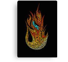 pyromania Canvas Print