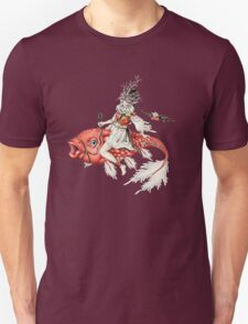 Red Fish Unisex T-Shirt