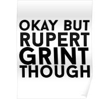 Rupert Grint Poster