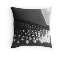 Staying Focused Throw Pillow