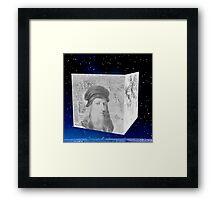 da Vinci Framed Print