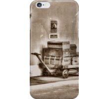 Vintage journey iPhone Case/Skin