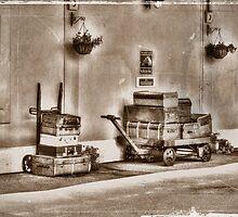 Vintage journey by shalisa