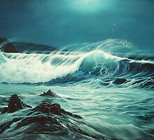 Midnight Wave by Susan Elizabeth Wolding