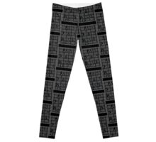 Elementary Locked Variant 2.0 Leggings
