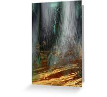 BIBLICAL FLOOD  Greeting Card