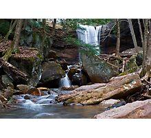 Cucumber Falls Photographic Print