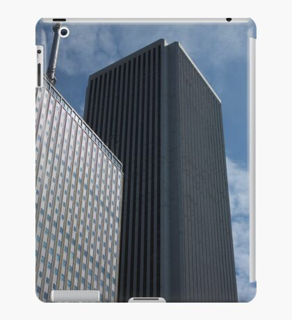 Chicago buildings iPad Case/Skin