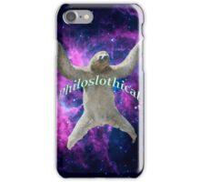 Philoslothical - iPhone Case iPhone Case/Skin