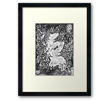 Pictland  Framed Print