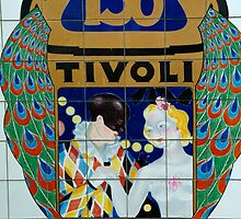 Tivoli tile by Alberta Brown Buller