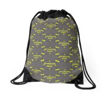 Retasking Root Drawstring Bag