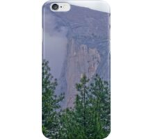 half dome fog iPhone Case/Skin