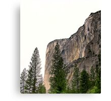 el capitan 3 Canvas Print