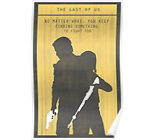 The Last Of Us Gaming Poster Poster