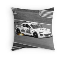 ZOOM ZOOM FIRE!!! Throw Pillow