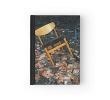 chairs project Hardcover Journal