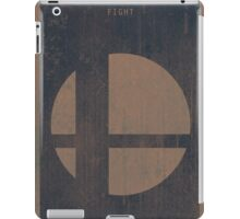 Super Smash Bros. Gaming Poster iPad Case/Skin