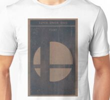 Super Smash Bros. Gaming Poster Unisex T-Shirt